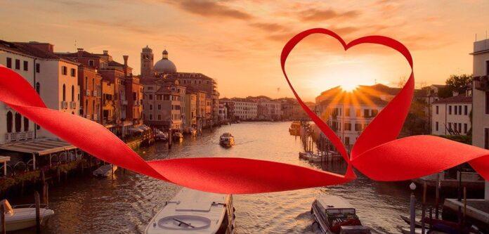miasta na Walentynki
