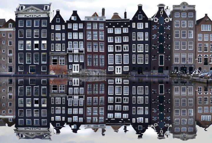 krótki wyjazd do Amsterdamu