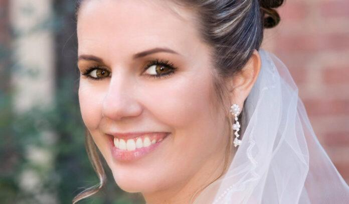ślubny makijaż