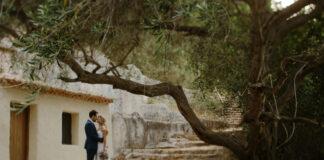 rustykalne wiejskie wesele