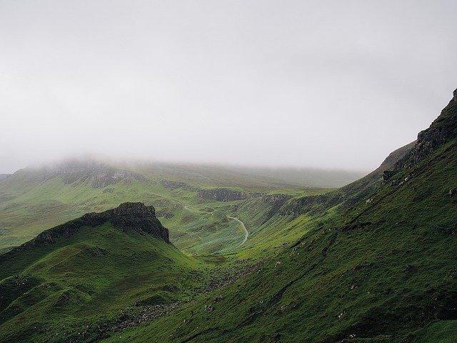 zielona jak Irlandia