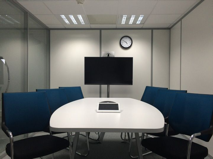 jak zadbać o przestrzeń podczas wideokonferencji