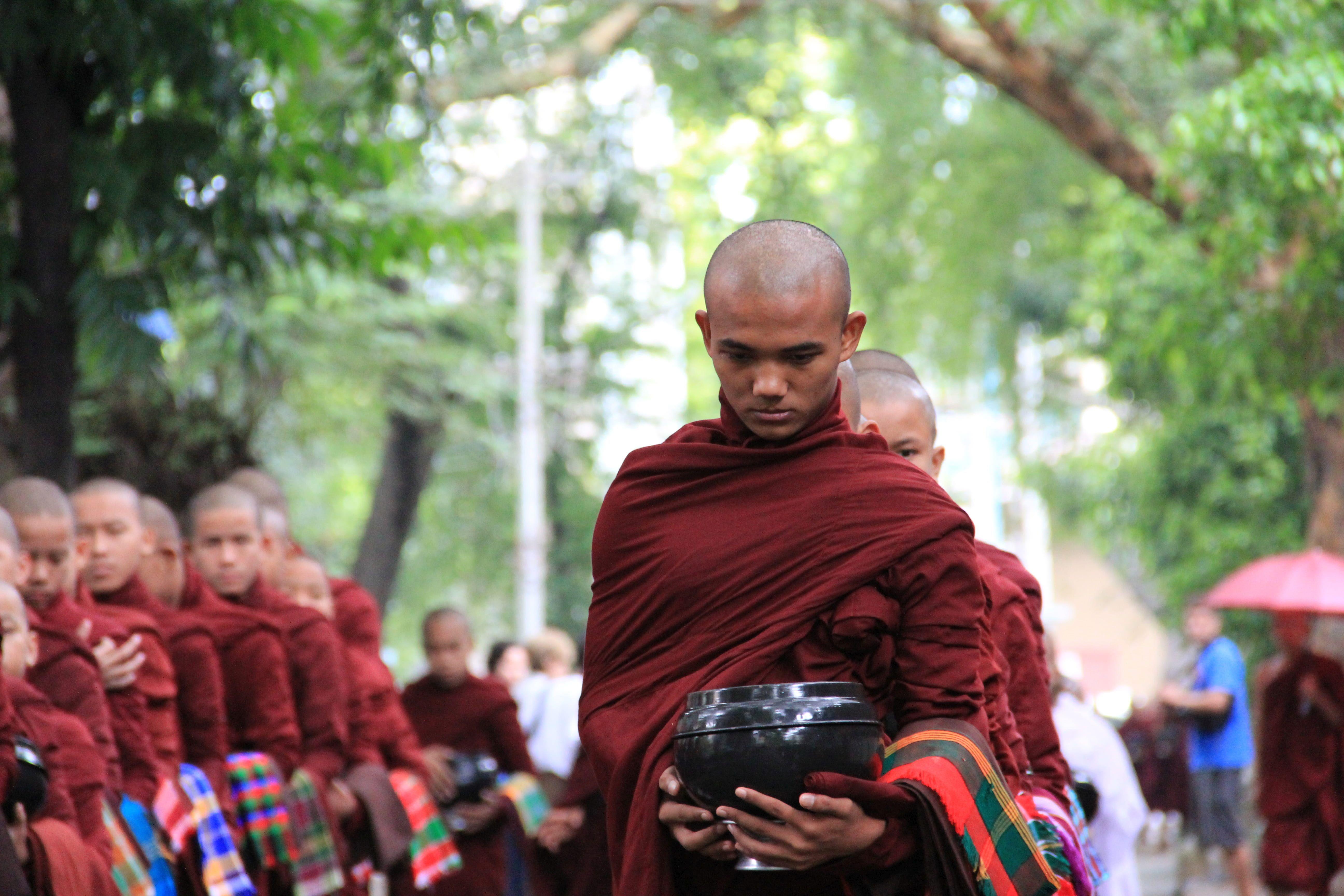 turystyka w Birmie