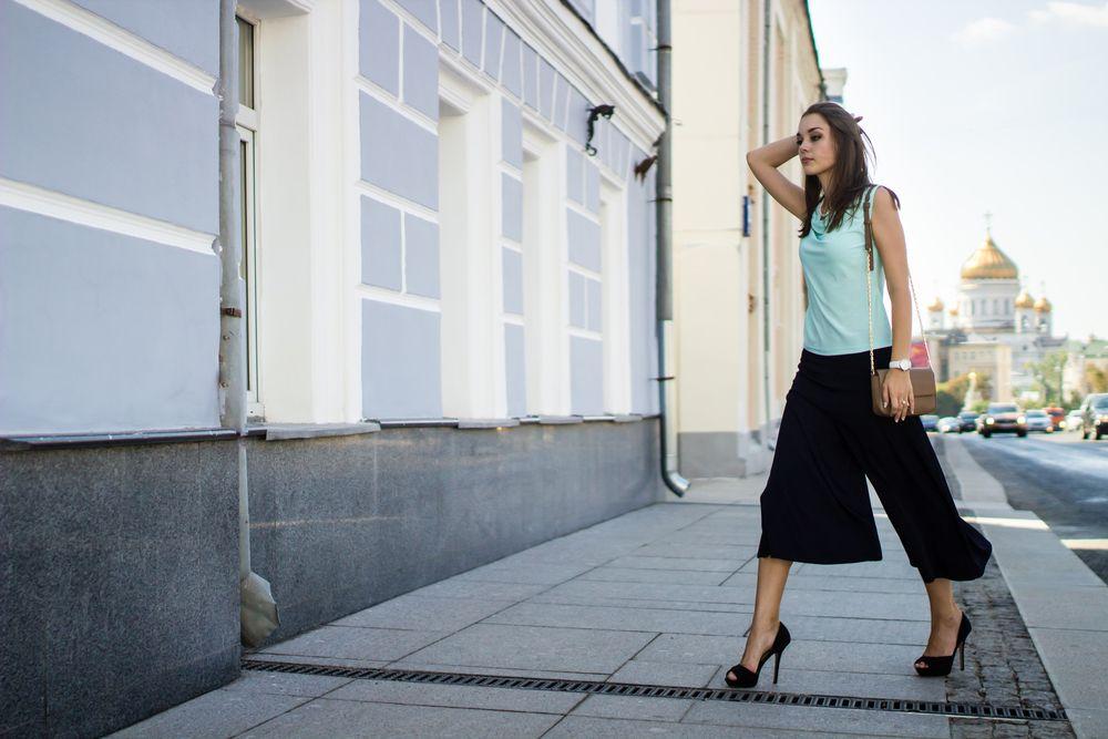 kuloty spodnie