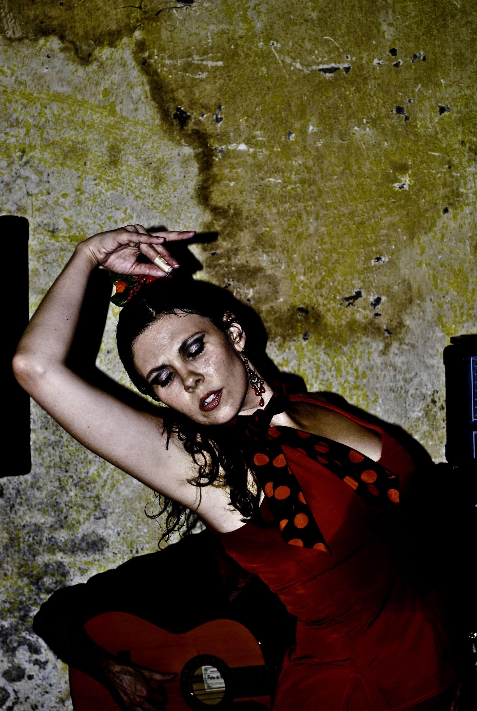 stroje do flamenco