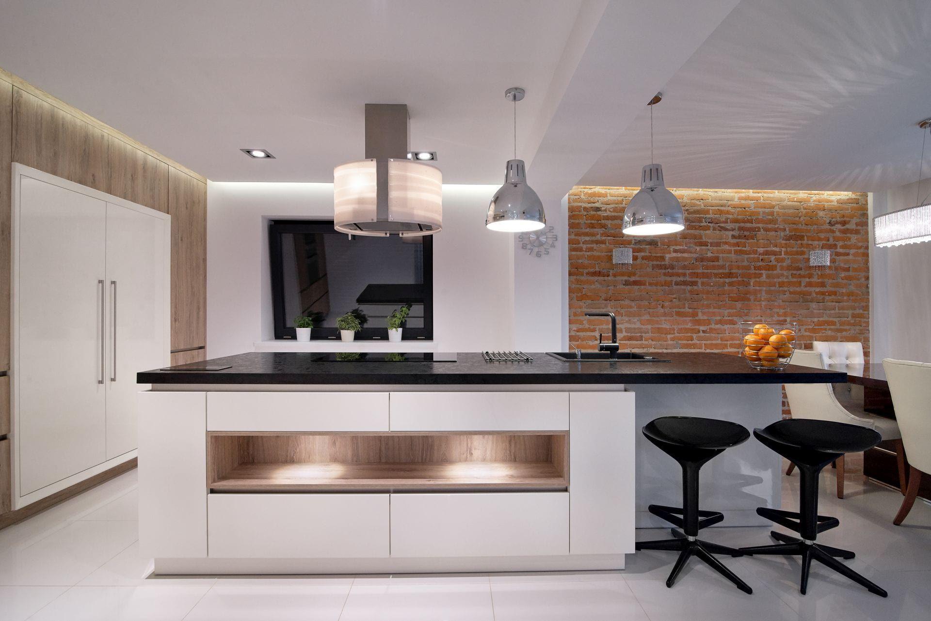 jak zaplanowac oświetlenie w kuchni