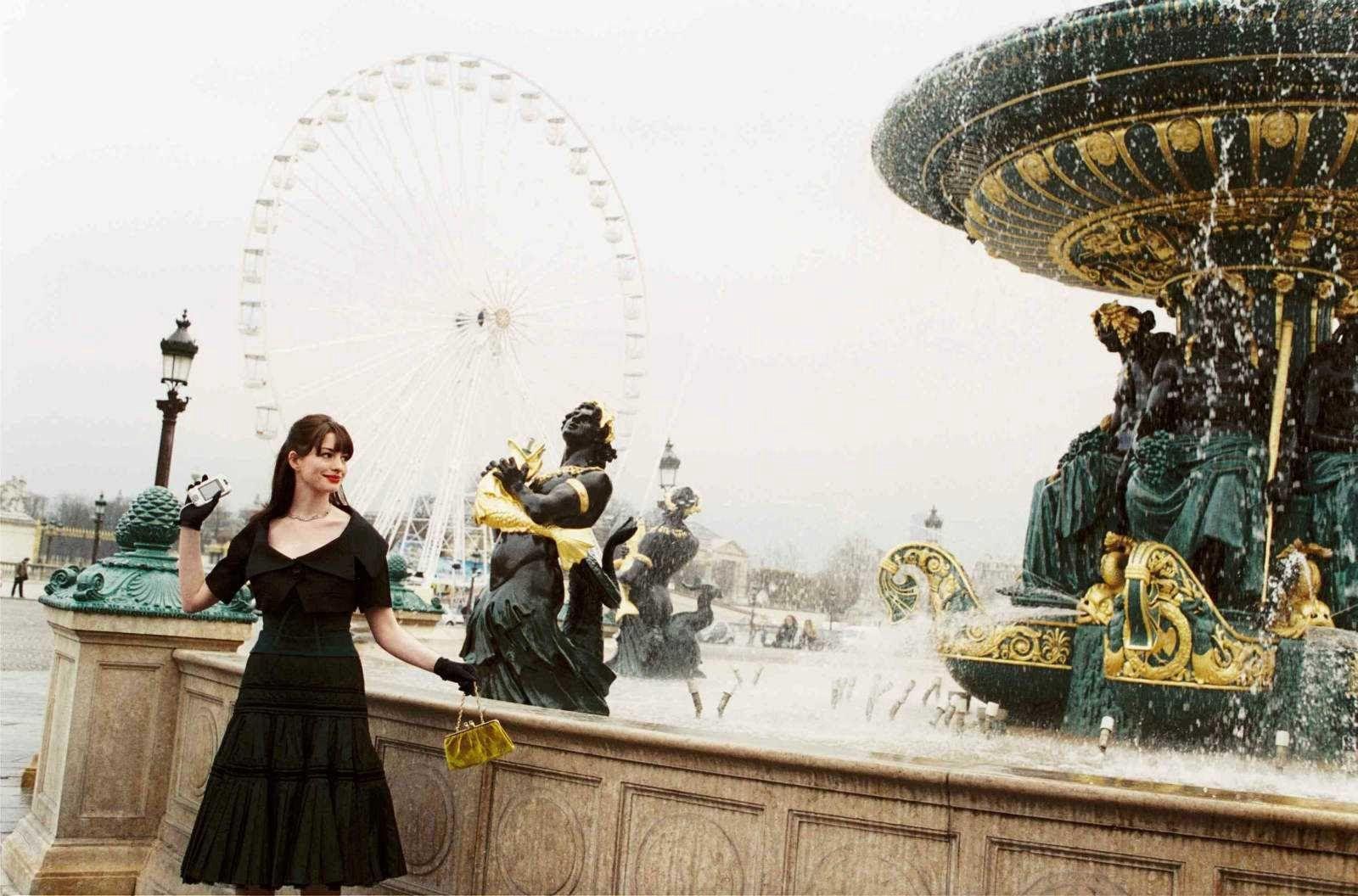 jakie filmy nakręcono w Paryżu