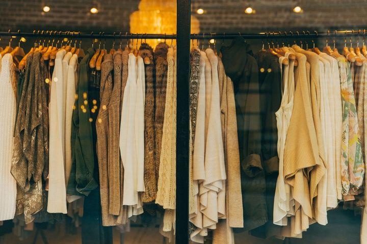 ubrania z recyklingu