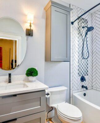 Zestaw prysznicowy podtynkowy